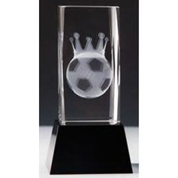 Trophy FUSSBALL JUPITER ROT