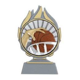 Trophy BASKETBALL JUPITER silber